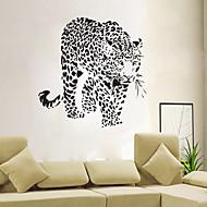 Zvířata Samolepky na zeď Samolepky na stěnu,vinyl 58*57cm
