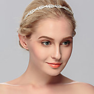 cheap Party Accessories-Rhinestone Headbands with 1 Wedding / Special Occasion / Casual Headpiece