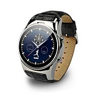 tanie Inteligentne zegarki-Inteligentny zegarek LW03 na Inne / iOS / Android Rejestrator aktywności fizycznej / Rejestrator snu / Pulsometr / Budzik / Odbieranie bez użycia rąk / 128 MB / Czujnik grawitacji / MTK2502