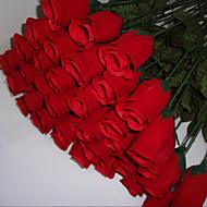 Poliester Trandafiri Flori artificiale