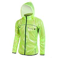 WEST BIKING® Biciklistička jakna Uniseks Bicikl Raincoat Biciklistička majica Vjetronepropusne jakne Majice Zima Odjeća za vožnju biciklom