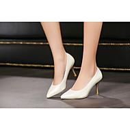 tanie Small Size Shoes-Damskie / Dla dziewczynek Derma Wiosna / Lato Szpilka Fioletowy / Niebieski / Różowy / Formalne spotkania
