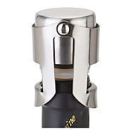 cheap -Wine Stopper Stainless Steel, Wine Accessories High Quality CreativeforBarware 3.5*3.5*5.5 0.05