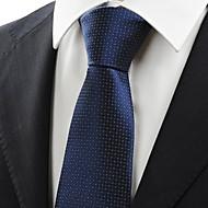 tanie Akcesoria dla mężczyzn-Męskie Luksusowy Kratka Kropka Modne Kreatywne
