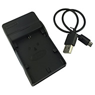 lpe6 micro usb mobiele camera batterij oplader voor canon lp-e6 5D2 5D3 6d 7d 7d2 60d 70d