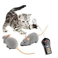Hračky na dálkové ovládání Zvířata Hračky Dálkový ovladač Chůze Myš Pieces Halloween Vánoce Den dětí Dárek