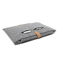"wolvilt notebook sleeve voor MacBook Air 11.6 ""13.3"", MacBook Pro met retina 13.3 ""/15.4"""