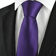 tanie Akcesoria dla mężczyzn-Męskie Luksusowy Kratka Modne Kreatywne
