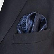 muški rad casual slojni kravata džepni kvadrati - čvrsti jacquard, osnovni