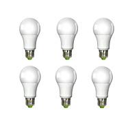 billige Globepærer med LED-980 lm E26/E27 LED-globepærer A60(A19) 1 leds COB Kjølig hvit AC 100-240V