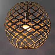billige Bestelgere-Anheng Lys ,  Kontor / Bedrift Andre Trekk for LED Tre/ Bambus Stue Soverom Spisestue Leserom/Kontor Entré
