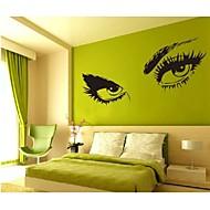 Lidé Zátiší Tvary 3D Samolepky na zeď Samolepky na stěnu Ozdobné samolepky na zeď, Vinyl Home dekorace Lepicí obraz na stěnu Stěna