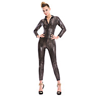 cheap Dancewear & Dance Shoes-Clubwear Leotards Women  / Chinlon Pattern/Print 1 Piece Leotard by Shall We®
