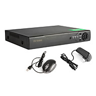 cheap DVRs & DVR Cards-4 CH H.246 CCTV Security Video Surveillance DVR Recorder Surveillance System Security System