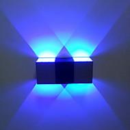 tanie Kinkiety Ścienne-BriLight Nowoczesny / współczesny Domowy Metal Światło ścienne 90-240V 2 W / LED zintegrowany
