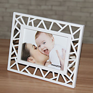 cheap Picture Frames-Continental 7-Inch Photo Frame Photo Wall Plastic Photoframe Ornaments Shop Stall  Boutique(Style random)
