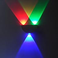 baratos Arandelas de Parede-BriLight Moderno / Contemporâneo Metal Luz de parede 3 W / Led Integrado