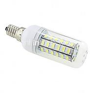 billige Kornpærer med LED-10W 1000 lm E14 G9 B22 E26/E27 LED-kornpærer T 48 leds SMD 5730 Varm hvit Kjølig hvit AC 220-240V