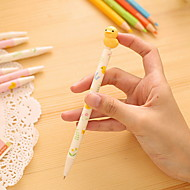 プラスチック-ボールペン-キュート