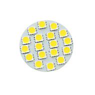 baratos Luzes LED de Dois Pinos-SENCART 5W 450-480lm G4 Lâmpadas de Foco de LED MR11 18 Contas LED SMD 5730 Regulável Branco Quente / Branco Frio / Branco Natural 12V