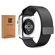 tanie -Watch Band na Apple Watch Series 3 / 2 / 1 jabłko Metalowa bransoletka Stal nierdzewna Opaska na nadgarstek