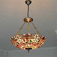billige Takbelysning og vifter-5-Light Inverted Anheng Lys Opplys - Mini Stil, 110-120V / 220-240V Pære ikke Inkludert / 15-20㎡ / E26 / E27