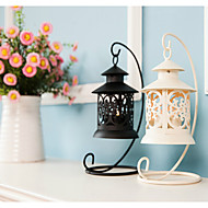 cheap Candles & Candleholders-Candleholder Candlestick Holiday Gift Home Decoration
