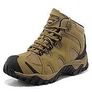 baratos -Sapatos Aventura Masculino Caqui Napa Leather