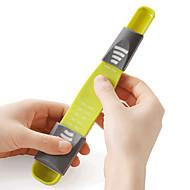 tanie Narzędzia pomiarowe-Narzędzia kuchenne Plastikowy łyżka Akcesoria 1szt
