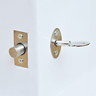 Stainless Steel Door Tube Lock,Window Lock, Security Dead Bolt with key