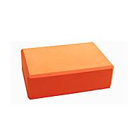 EVA Yoga Brikker 25*15*7.5 Klistret Ikke Giftig 7.5 mm Lyserød Blå Grønn Oransje Lilla other