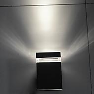 baratos Arandelas de Parede-Moderno / Contemporâneo Luminárias de parede Sala de Estar Metal Luz de parede 90-240V 4W
