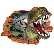 動物 / カートゥン / ロマンティック / ファッション / 歴史 / ホリデー / 風景画 / 乗り物 / 抽象 / ファンタジー / 3D ウォールステッカー 3D ウォールステッカー,PVC 70cm x 50cm( 28in x 20in )