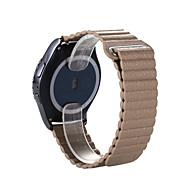 billiga Smart klocka Tillbehör-Klockarmband för Huawei Watch Huawei Sportband Klassiskt spänne Läder Handledsrem
