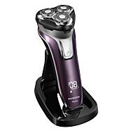 Elektrisk barbermaskine Ansigt Elektrisk Hurtig Opladning Tør Barbering Rustfrit stål