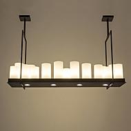 お買い得  島ライト-ペンダントライト ,  現代風 ペインティング 特徴 for デザイナー メタル リビングルーム 研究室/オフィス