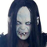 eco-vriendelijk materiaal Halloween masker sadako pullover horror masker partij goederen cosplay producten