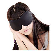 cheap -Travel Eye Mask / Sleep Mask 3D Travel Rest Seamless Breathability 1set for Traveling