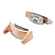 billiga Smart klocka Tillbehör-Klockarmband för Gear S2 Samsung Galaxy Sportband Klassiskt spänne Rostfritt stål Handledsrem