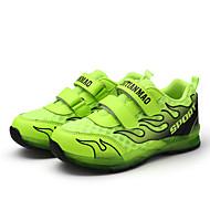 baratos Sapatos de Menina-Para Meninos Para Meninas Sapatos Sintético Inverno Primavera Verão Outono Conforto Inovador Tênis com LED Tênis Sem Salto Franzido para