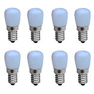1W E14 Luzes de LED em Vela B 1 leds COB Decorativa Branco Quente Branco Frio 100-150lm 6000-6500/3000-3200K AC 220-240V