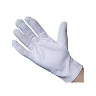 eticheta margele mănuși albe din bumbac mănuși de lucru cu disc mănuși mănuși qc