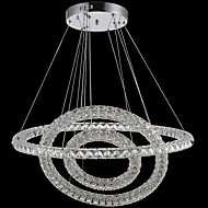 cheap Pendant Lights-Pendant Light Ambient Light - Crystal LED, Modern / Contemporary, 110-120V 220-240V, Warm White Cold White, Bulb Included