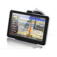 7 inch gps MTK bluetooth en Avin optionele multi language support hd hoogtepunt