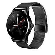 Smart Satovi za iOS / Android Heart Rate Monitor / Hands-Free telefoniranje / Ekran na dodir / Vodootpornost / Udaljenost praćenje Mjerač aktivnosti / Mjerač sna / sjedeći Podsjetnik / Pronađi moj