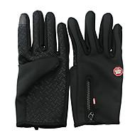 Skihandschoenen Lange Vinger Dames Heren Unisex Activiteit/Sport Handschoenen Houd Warm waterdicht Winddicht SkiënFietshandschoenen
