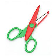 billige Kontor Nødvendigheter-Nuttet Multifunksjon Metall Plastikk Saks Og Brukbare Kniver Metall Plastikk