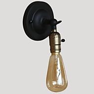 billige Vegglamper-AC 100-240 40 E26/E27 Land Maleri Trekk for Pære inkludert,Atmosfærelys Vegglampe
