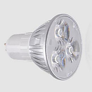 gu5.3 (mr16) led spotlight mr16 3 smd 250lm kald hvit 6500k dekorativ ac 220-240v