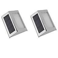 billige Utendørs Lampeskjermer-YouOKLight LED-lyskastere Dekorativ Varm hvit / Kjølig hvit <5 V Entré / trapper / Utendørsbelysning
